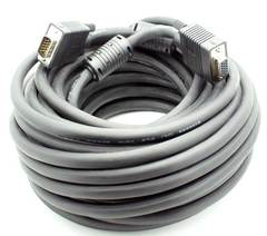 50' VGA Male - Female Extension Cable
