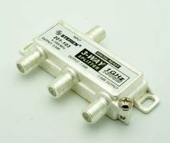 3 Way 1Ghz Cable Splitter