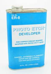 Negative Type Photo Etch Developer 16oz