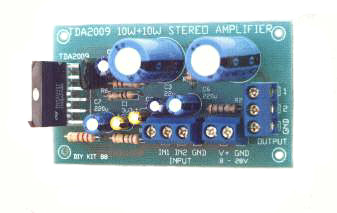 Philmore 80-088 - 10 Watt Stereo Amplifier Kit