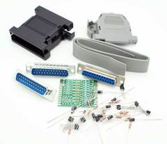 Pc Based Dual Stepper Motor Controller Kit Vetco Electronics