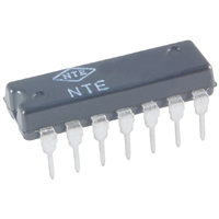 NTE1213 - IC-TV Video IF Amp