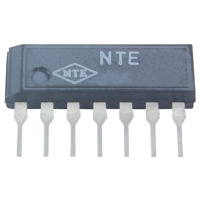 NTE1305 - IC-TV Chroma Demodulator