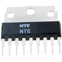 NTE1369 - Audio Power Amplifier - 5.5W (AN7154)