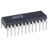 NTE1409N - Electronic Channel Selector