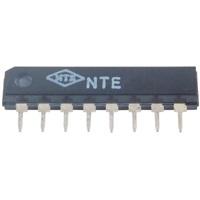 NTE1459 - Low Noise Equalization Amp