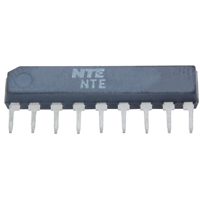 NTE1465 - Audio Amplifier - 0.5W (SK3914)