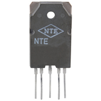 NTE15041 - TV Fixed Voltage Regulator 125V,1AMP