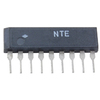 NTE1525 - IC-FM Differential IF Amp w/Meter