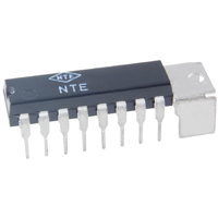 NTE1554 - IC 3-Phase Motor Driver