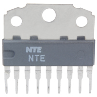 NTE1566 - IC Audio Power Output Amplifier - 4W
