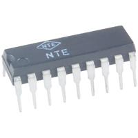 NTE1687 - 2-Channel Audio Amplifier - 2.5W (7.8 BTL) (SK7711)