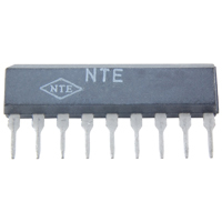 NTE1826 - IC-VCR 3-Input Switch