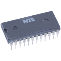 NTE1892 - Dual, Bi-Directional Motor Driver w/Brake + Thermal Sh