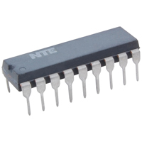 NTE2016 - 8-Channel Darlington Array/Driver (CMOS/TTL) - 500mA