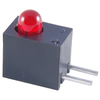NTE30014 - Red LED - T-1 - Right-Angle