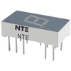NTE3055 - 7-Segment LED Display, Yellow - 0.30""