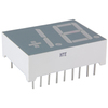 "NTE3076 - 7-Segment LED Display, Red - 0.56"" w/ +/-"
