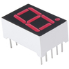 NTE3078 - 7-Segment LED Display, Red - 0.56""