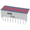 NTE3115 - 10-LED Bargraph - Red