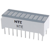 NTE3117 - 10-LED Bargraph - Yellow