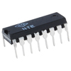 Quad Optocoupler with NPN Output 16-Pin DIP - NTE3221