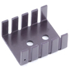 Heat Sink for 2  x TO3P, TO126/127, TO202, TO218, TO220 - NTE402