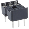 6 Pin DIP IC Socket - NTE435P6