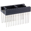 28 Pin DIP Wire Wrap IC Socket - NTE436W28