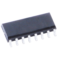 NTE4511BT - IC-CMOS BCD to 7-Segment Decoder/Driver SMD