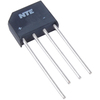 1000 Volt 4A Bridge Rectifier Single Phase 4-Pin Sq. - NTE5311
