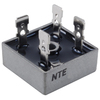 600 Volt 25A Bridge Rectifier 4-Pin Square Tabs - NTE5326