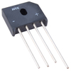 200 Volt 6A Bridge Rectifier Single Phase 4-Pin Inline - NTE5329
