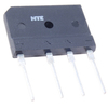 1000 Volt 35A Bridge Rectifier 4-Pin SIP - NTE5394