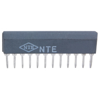 NTE7058 - IC-Single Chip TV System