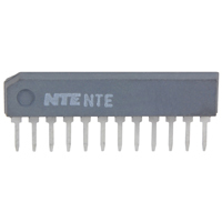 NTE7066 - IC 2-Ch A/V Switch