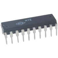 NTE7132 - IC-Horizontal/Vertical Deflection Controll