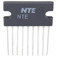NTE7147 - IC-Vertical Deflection Booster/Driver