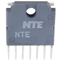 NTE7158 - IC-Power Amp for Deflection Circuit