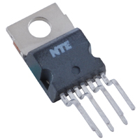 NTE7170 - IC-Vertical Deflection Booster