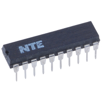NTE74HC273 - IC-TTL High-Speed CMOS Flip-Flop