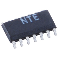 Quad Low Noise JFET Input OP Amp SOIC-14 SMD - NTE859SM