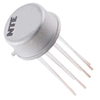 LM741 Frequency Compensated OP Amp 8-Pin Can - NTE941
