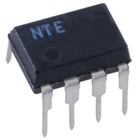 LM741N Frequency Compensated OP Amp 8-Pin DIP - NTE941M