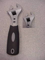 "6"" Precision Adjustable Wrench"