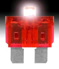 LED Automotive Fuses ATO 10 Pack