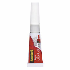 Scotch® Super Glue Gel 6045, 2 gram