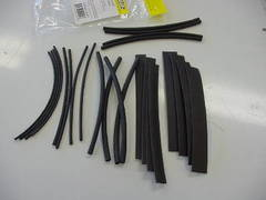 24 Piece Heat Shrink Assortment 6""