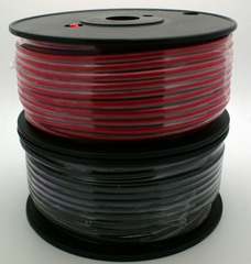 12 AWG Stranded Single Conductor Hookup Wire - 100'