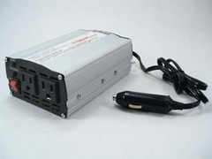 150W Modified Sine Wave Power Inverter  12VDC IN / 110VAC OUT